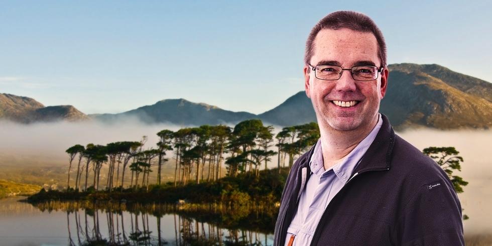 Irlands-ekspert Claus Hebor