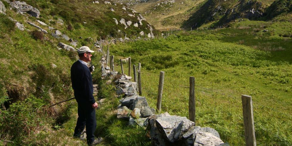 Tæt på Irlands sjæl...