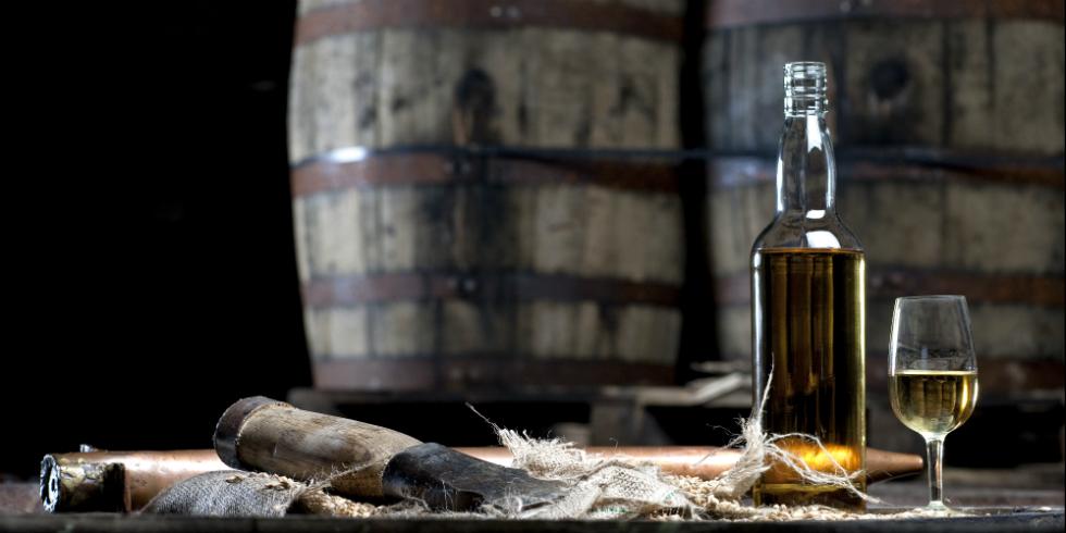 Whiskeysmagning
