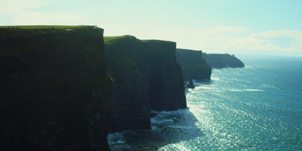 Oplev Cliffs of Moher
